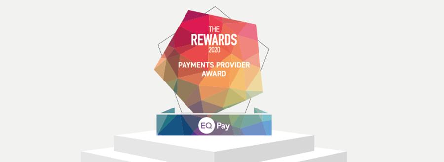 Eqpay Payments Provider Award 2020
